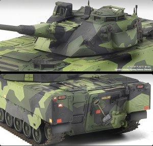 CV9040B Swedish Infantry Fighting Vehich  (Vista 4)