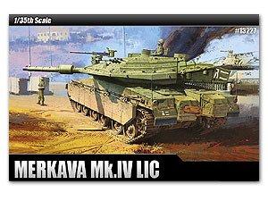Merkava MK.Iv LIC  - Ref.: ACAD-13227