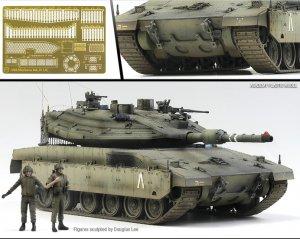 Merkava MK.Iv LIC   (Vista 3)