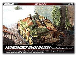 Jagdpanzer 38(t) Hetzer Late Prod.  (Vista 1)