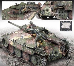 Jagdpanzer 38(t) Hetzer Late Prod.  (Vista 2)