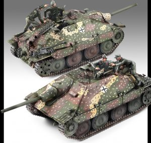 Jagdpanzer 38(t) Hetzer Late Prod.  (Vista 4)