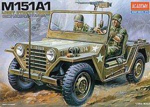 M151A1 Light Utility Truck  (Vista 1)