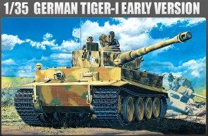 German Tiger-I Inicial  (Vista 1)