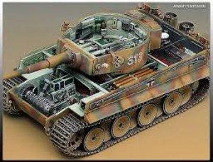 German Tiger-I Inicial  (Vista 3)
