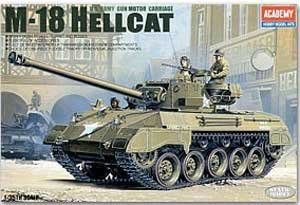 M-18 Hellcat - Ref.: ACAD-13255