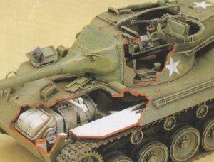 M-18 Hellcat  (Vista 3)