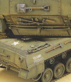M-18 Hellcat  (Vista 5)