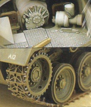 M-18 Hellcat  (Vista 6)