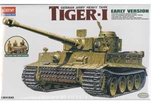 German Tiger-I Early Version  (Vista 1)