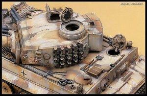 German Tiger-I Early Version  (Vista 4)