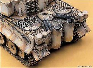 German Tiger-I Early Version  (Vista 5)