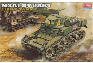 M3A1 Stuart  (Vista 1)