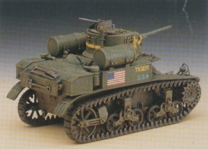 M3A1 Stuart  (Vista 3)