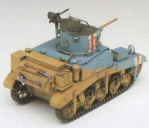 M3 Stuart   (Vista 3)