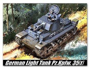 German Light Tank Pz.Kpfw. 35  (Vista 1)