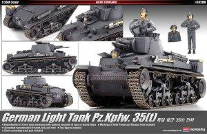 German Light Tank Pz.Kpfw. 35  (Vista 2)