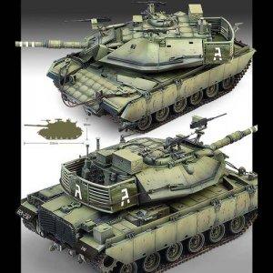 IDF Magach 6B Galbatash  (Vista 3)
