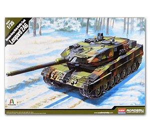 German Leopard 2A6  (Vista 1)