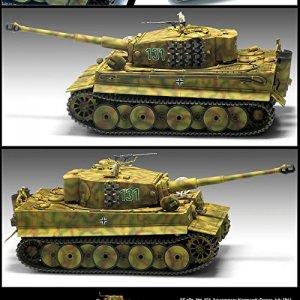 Tiger I Mid. Anniv.70 Normandy Invasion   (Vista 2)