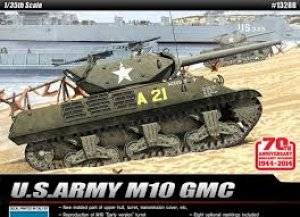 US ARMY M10 GMC  (Vista 1)