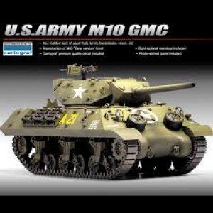 US ARMY M10 GMC  (Vista 2)