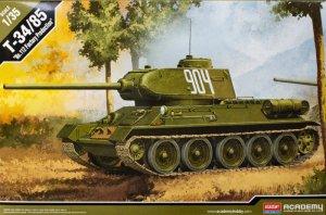 T-34/85  - 112 Factory Production  (Vista 1)