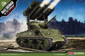 M4A3 Sherman w/T34 Calliope  (Vista 1)