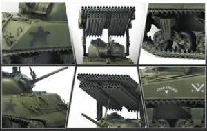 M4A3 Sherman w/T34 Calliope  (Vista 4)
