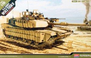 U.S. Army M1A2 TUSK II  (Vista 1)