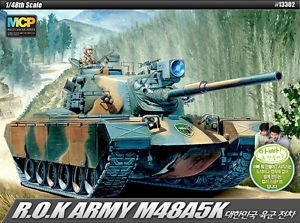 R.O.K. Army M48A5K Motorized  (Vista 1)