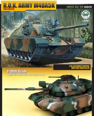 R.O.K. Army M48A5K Motorized  (Vista 2)