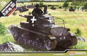 Pz.bef.wg.35(t)  German Command Tank