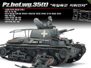 Pz.bef.wg.35(t)  German Command Tank  (Vista 2)