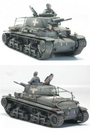 Pz.bef.wg.35(t)  German Command Tank  (Vista 3)