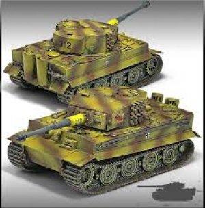 Tiger I Late Production  (Vista 3)