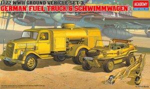 Germen Fuel Truck & Schimmwagen  (Vista 1)