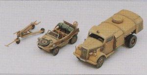 Germen Fuel Truck & Schimmwagen  (Vista 2)