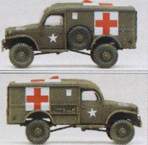 Ground Vehicle Set  (Vista 3)