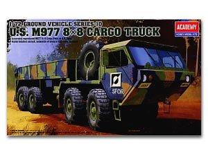 M977 8 x 8 Cargo Truck  (Vista 1)