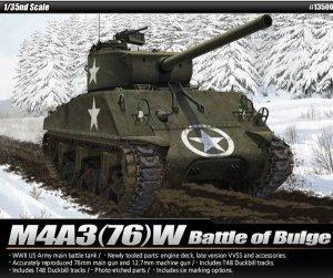 M4A3(76)W Battle of Bulge  (Vista 1)