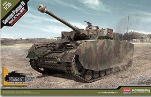 German Pz.Kpfw.IV Ausf.H Ver. MID  (Vista 1)