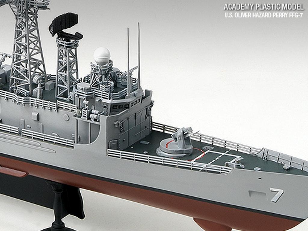 USS Oliver Hazard Perry FFG-7  (Vista 6)