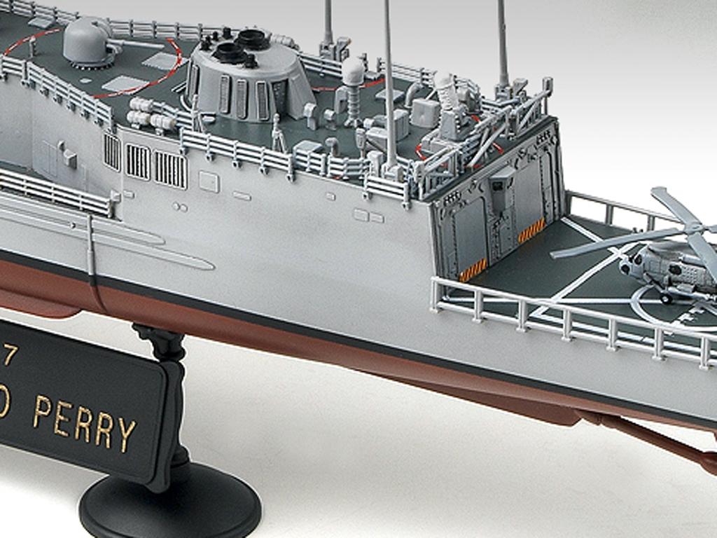 USS Oliver Hazard Perry FFG-7  (Vista 7)