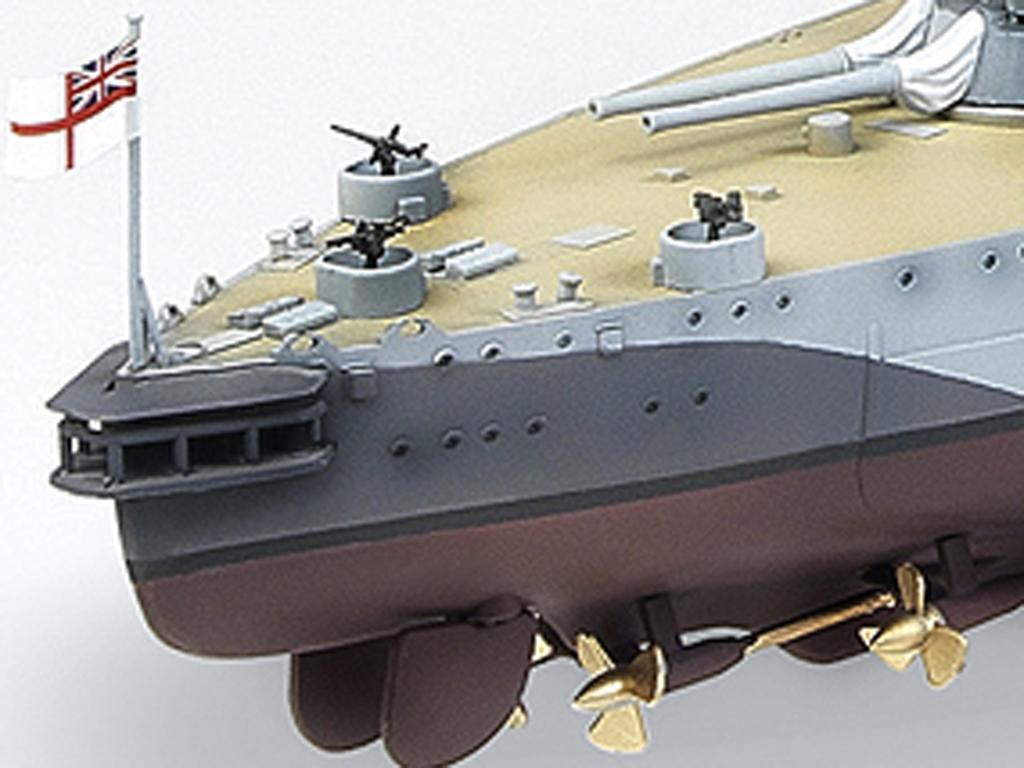 H.M.S, Warspite Queen Elizabeth  (Vista 9)