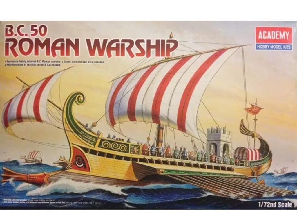 Roman War Ship  (Vista 1)