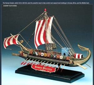 Roman War Ship  (Vista 2)