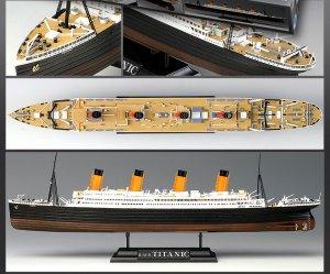 R.M.S Titanic   (Vista 4)