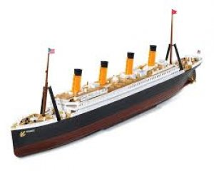 Titanic multi color parts  (Vista 2)
