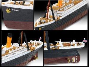 Titanic multi color parts  (Vista 3)
